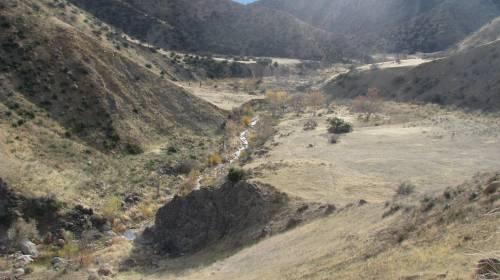 Los Padres National Forest Agua Caliente Hike Santa Barbara
