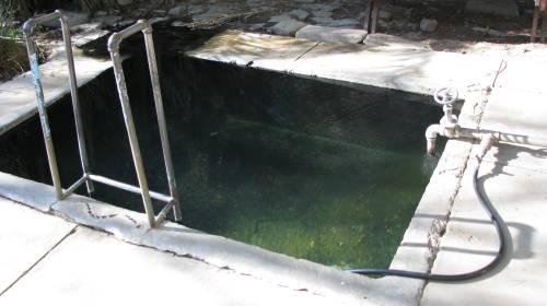 Los Padres National Forest Agua Caliente Hot Springs Santa Barbara