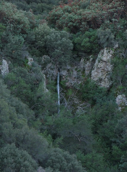 LosPadres National Forest Santa Barbara Backcountry Hike Forbush Flats Cold Springs Trail Santa Ynez Mountains