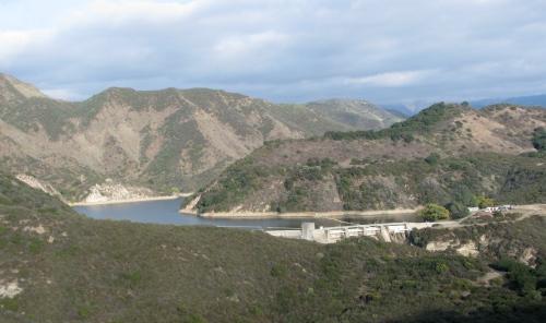 Los Padres National Forest Santa Ynez River Red Rock Santa Barbara Day Hike