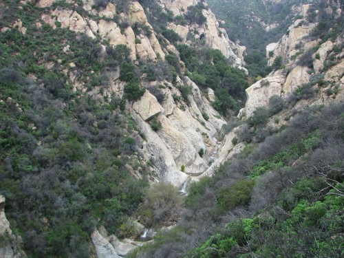 Los Padres National Forest Seven Falls Santa Barbara Hike