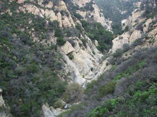 Los Padres National Forest Seven Falls Santa Barbara Hike