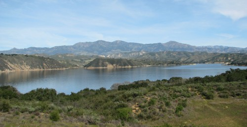 Los Padres National Forest Day Hike Santa Barbara Santa Ynez River Lake Cachuma Sweetwater Trail