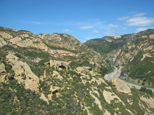 """Gaviota State Park"" ""Beach to Backcountry Trail"" ""Santa Barbara"" hike ""Santa Ynez Mountains"""