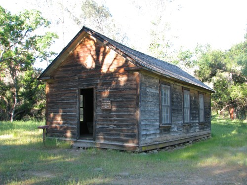 Los Padres National Forest Manzana Schoolhouse San Rafael Wilderness Santa Barbara Backcountry