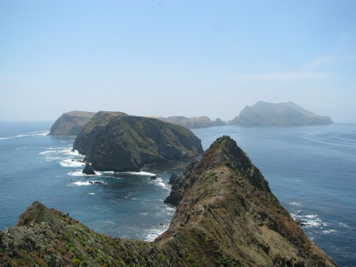 Channel Islands National Park Anacapa Island Inspiration Point