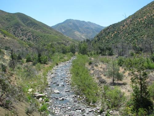Los Padres National Forest Manzana Creek San Rafael Wilderness Santa Barbara Hike