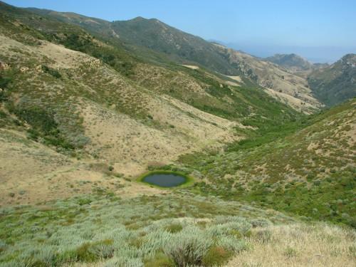 Los Padres National Forest Gaviota State Park Trespass Trail Campbell Trail Santa Barbara Hike
