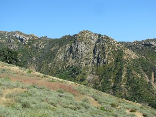 Los Padres National Forest Gaviota State Park Santa Barbara Hike Trespass Trail