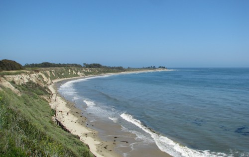 Coal Oil Point Reserve Sands Beach UCSB IslaVista Santa Barbara Hike Ellwood