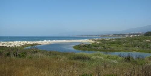 Coal Oil Point Reserve Sands Beach UCSB Isla Vista Santa Barbara Hike Devereux Slough