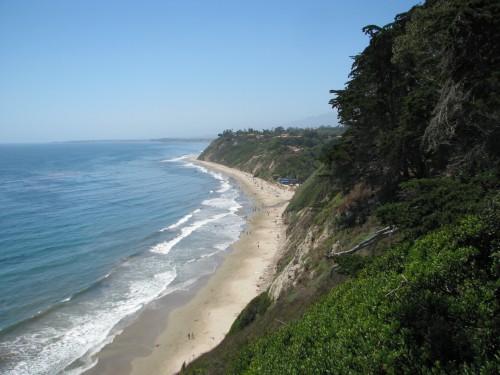 Hendry's Beach Arroyo Burro Douglas Family Preserve Wilcox Property Santa Barbara Hike