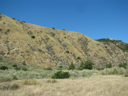 Santa Ynez Mountains River Red Rock Santa Barbara Hike Los Padres National Forest
