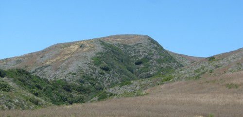 Bill Wallace Trail El Capitan State Beach Santa Ynez Mountains