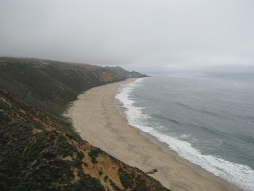 Point Sal Mussel Point Guadalupe Dunes Hike