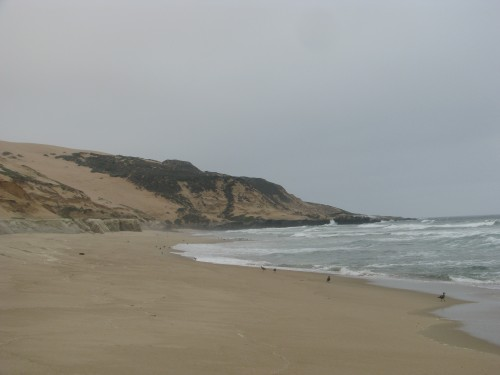 Mussel Point Guadalupe Dunes Hike
