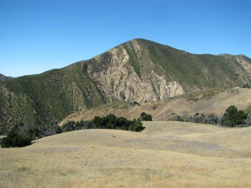 Los Padres National Forest Roma Potrero Santa Cruz Trail Flores Flats Santa Barbara Backcountry San Rafael Wilderness