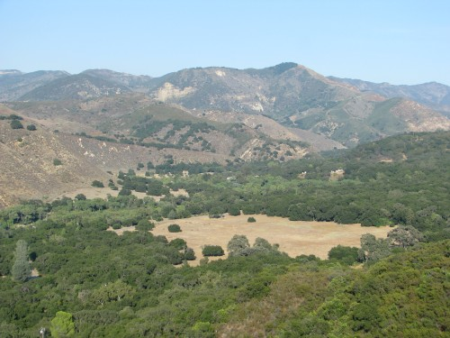 Santa Ynez River Los Padres National Forest Santa Barbara Backcountry Hike Fremont Trail