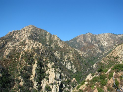 Los Padres National Forest Santa Barbra Day Hike Santa Ynez Mountains Tunnel Trail