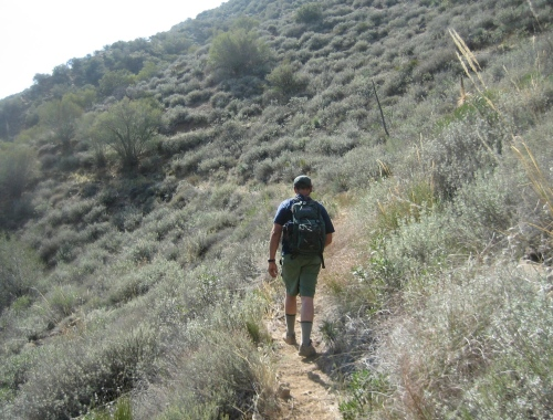 Kerry Kellogg Santa Barbara Ranger District Los Padres National Forest