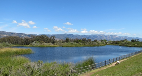 Lake Los Carneros Goleta Hike