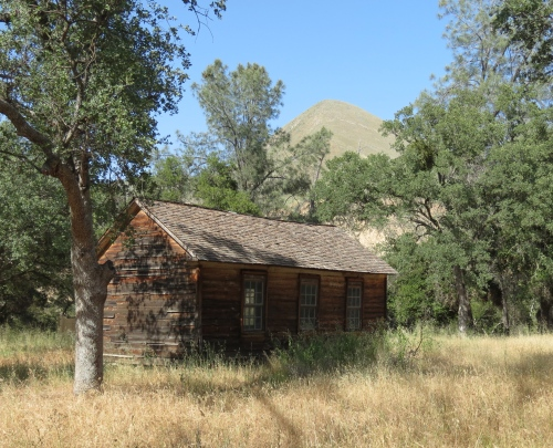 Manzana Schoolhouse Los Padres National Forest