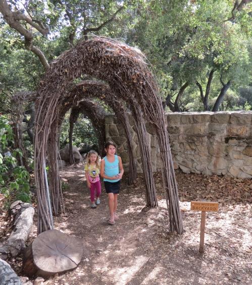 Santa Barbara Museum of Natural History Backyard Richard Louv