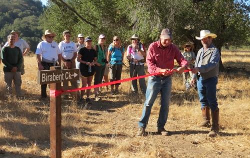"""Santa Barbara Trails Council"" ""Midland School"" Santa Barbara Trails ""Birabent Canyon"" day hike"