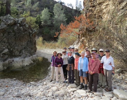 Santa Ynez Valley Women Hikers
