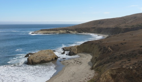 Santa Rosa Island Ford Point Backcountry Beach Camping Channel Island National Park