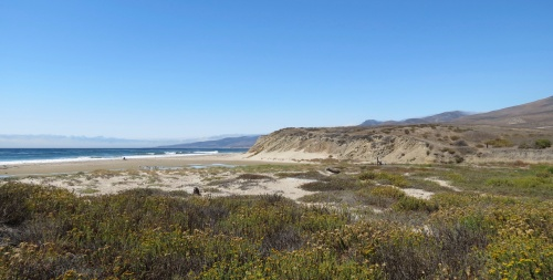 Jalama Beach County Park Creek Point Conception Lompoc Hike