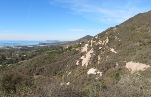 Franklin Trail Carpinteria Santa Barbara hike reopened Los Padres National Forest