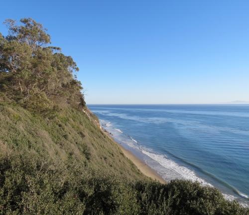 Douglas Family Preserve Santa Barbara hike trail Wilcox Property Nursery