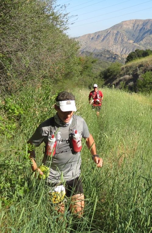 Santa Barbara 100 miler miler 100K endurance running ultra marathon DRTE