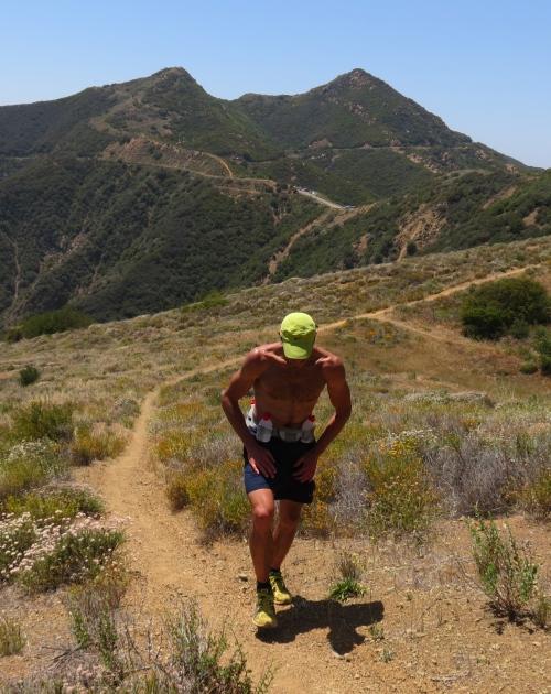 Endurance Running Ultra Marathon 100K 100 miles miler Santa Barbara DRTE