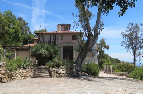 Franceschi House Park Riviera Santa Barbara hike