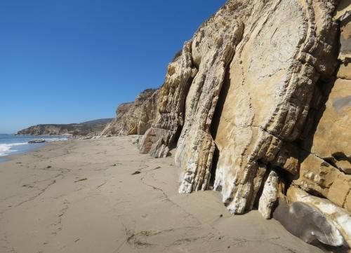 El Capitan Refugio State Beach walk hike Santa Barbara