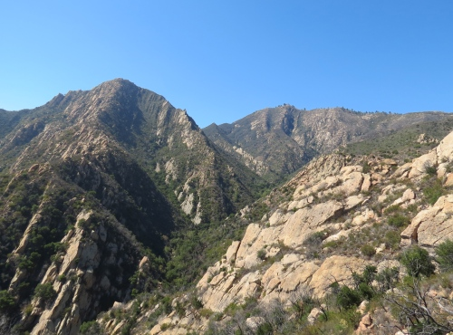 9 trails hike run Los Padres National Forest Santa Barbara Tunnel Trail