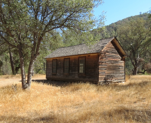 Manzana Schoolhouse Creek trail hike Los padres national forest San Rafael Wilderness