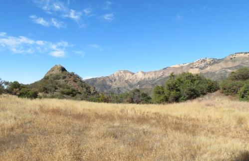 Hidden Potrero Buckhorn Camuesa Road Santa Barbara hike Los Padres National Forest