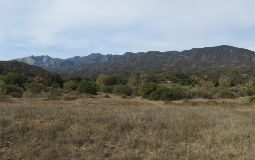 Ventura River Preserve Ojai hiking trail