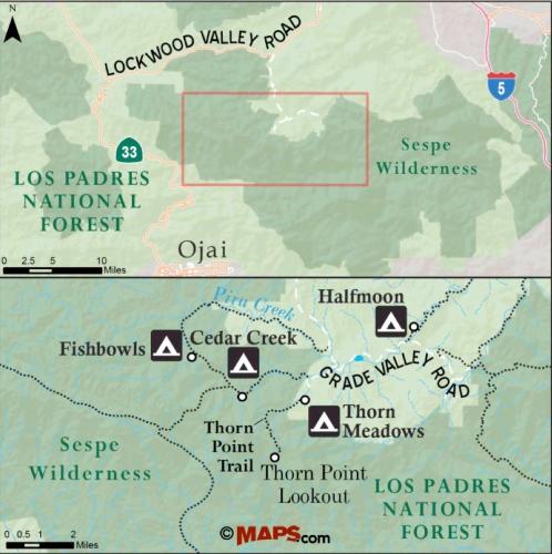 Map courtesy Maps.com