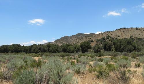 Jose Moraga Limestone Lithograph Mine Mono-Alamar Trail Los Padres national forest
