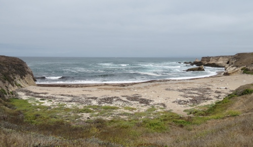 Coon Creek Beach Point Buchon Trail Montaña de oro
