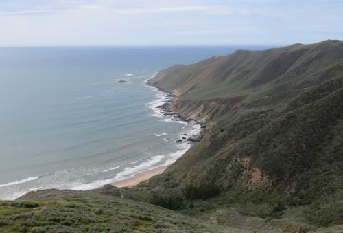Point Sal State Beach hike trail Santa Maria