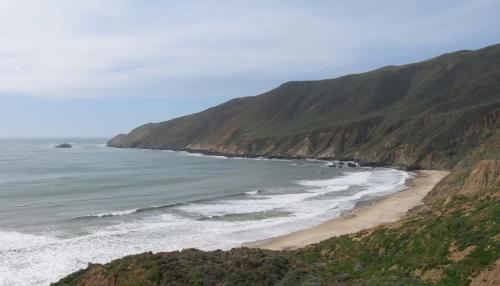 Point Sal State Beach Santa Maria hike trail Casmalia Hills