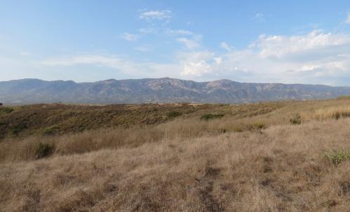 Elings Park South hike trails Santa Barbara Mesa