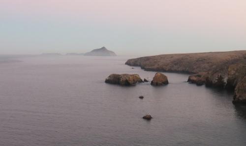 Scorpion Anchorage Santa Cruz Island Channel Islands National Park