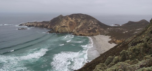 Harris Point hike San Miguel Island Channel Island National Park